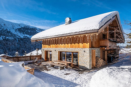 "News - Chalet ""Zebra"": conquering new heights!"